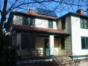 Highlands Biological Station Valentine House