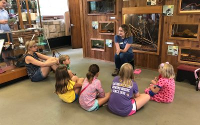 2019 Nature Center Weekly Programs
